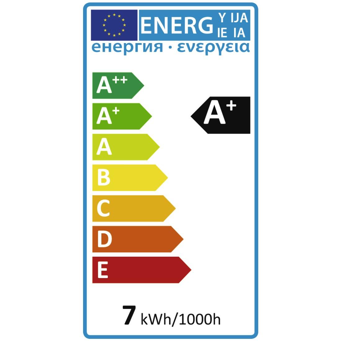 Energie sparen mit xavax high line led lampen energy label a parisarafo Choice Image