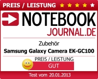 Test 01/13 - http://www.notebookjournal.de/tests/samsung-galaxy-camera-ek-gc100-1938