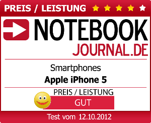 Test 10/12 - http://www.notebookjournal.de/tests/mobile-phones-reviews-apple-iphone-5-nkolb-1877