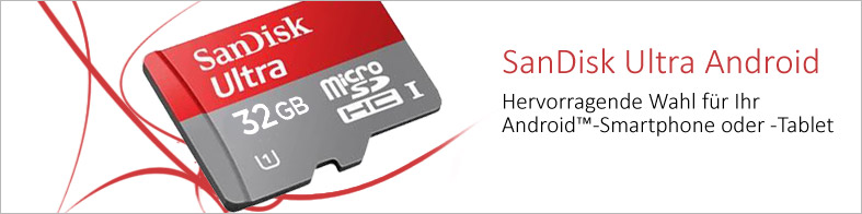 SanDisk Ultra Android microSDHC