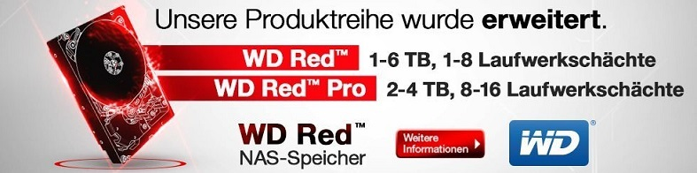 WD Red Serie