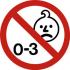 Achtung: Nicht für Kinder unter 3 Jahren geeignet! Erstickungsgefahr durch Verschluckbare Kleinteile!