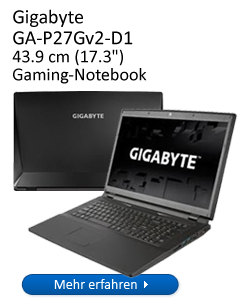 Gigabyte Notebook