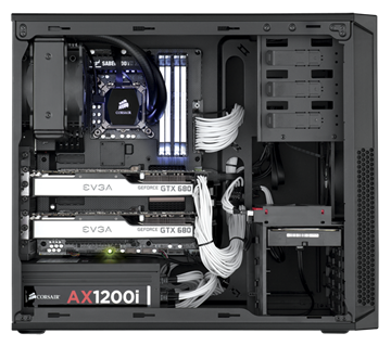 Corsair Carbide 200R Gehäuse bei computeruniverse