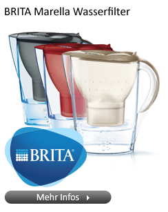 BRITA Marella Wasser made in Germany