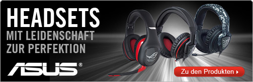 ASUS Gaming-Headsets