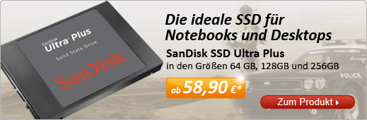 SanDisk Ultra Plus Notebook