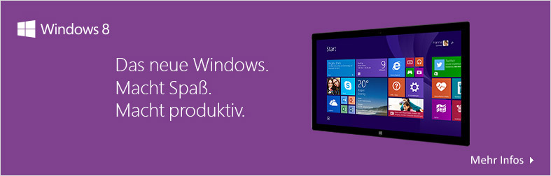 Das neue Windows 8
