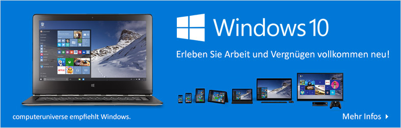 Das neue Windows 10